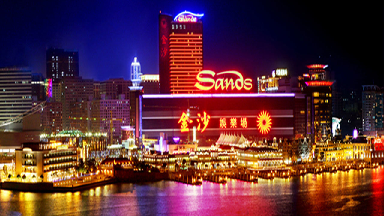 The Sands, Macao (Image credit: sandscasino.com)