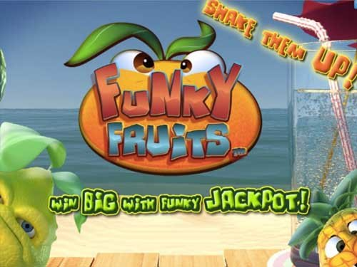 Funky Fruits Progressive Jackpot