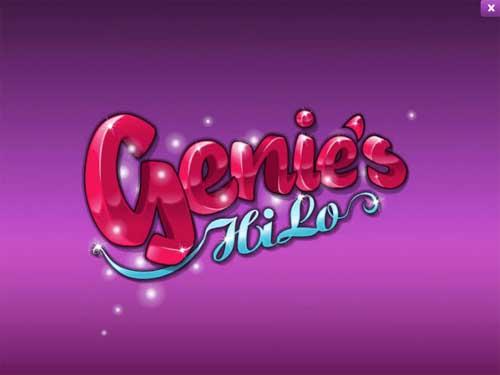 Genie's Hi-Lo Jackpot