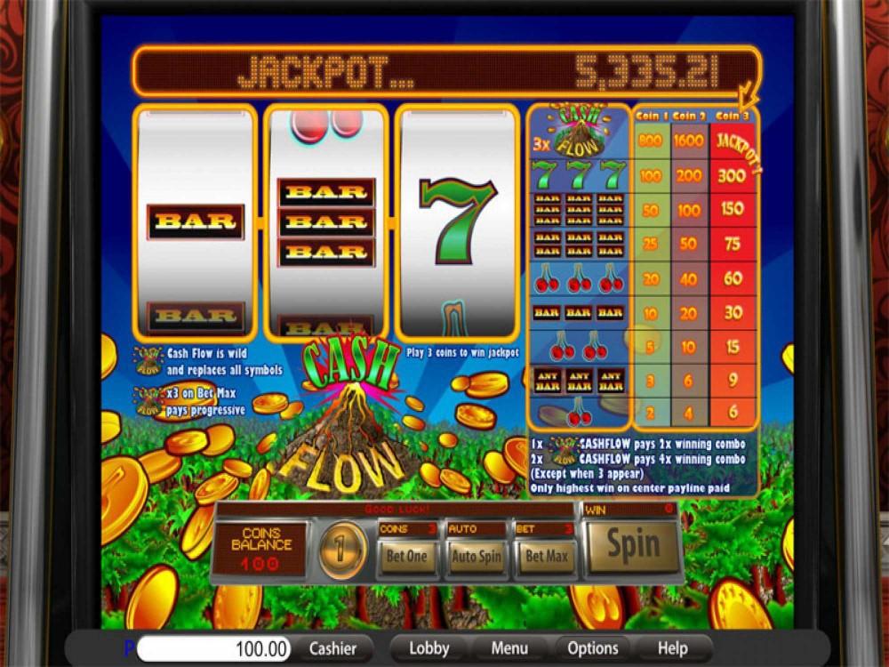 cash flow slot slots gamblerspick