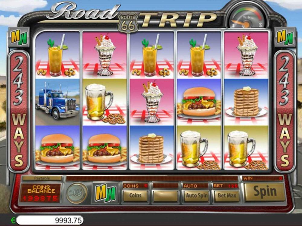 Road Trip Max Ways Slot screenshot