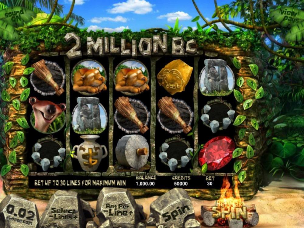 2 Million B.C. Slot screenshot