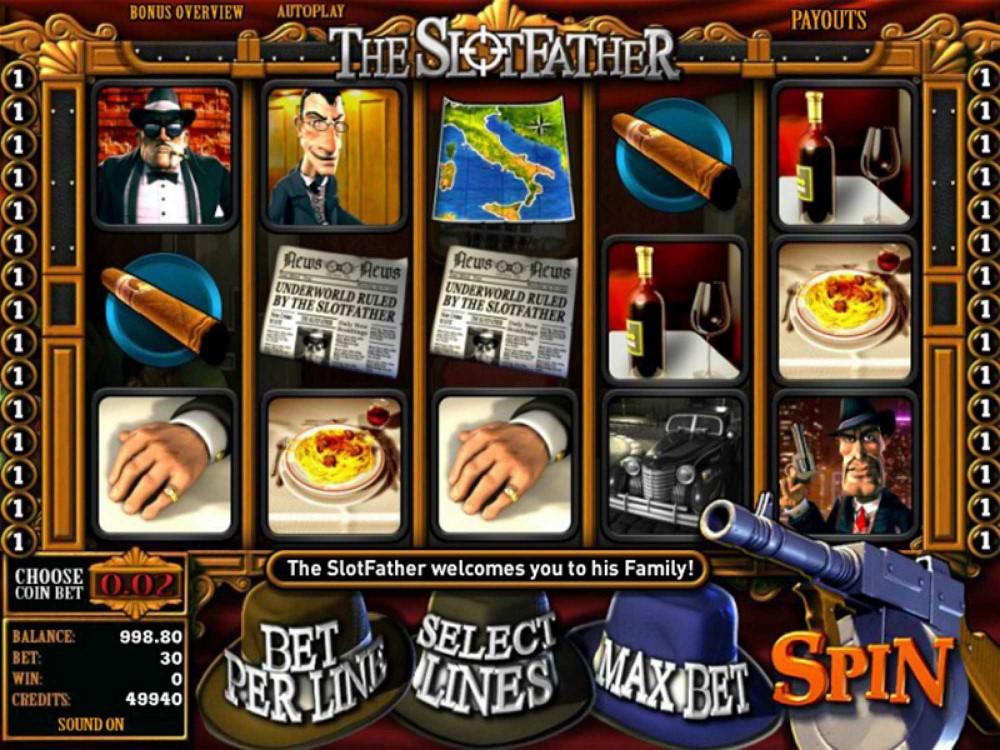 The SlotFather Slot screenshot