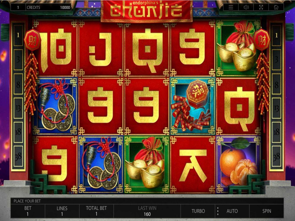 Chunjie Slot screenshot