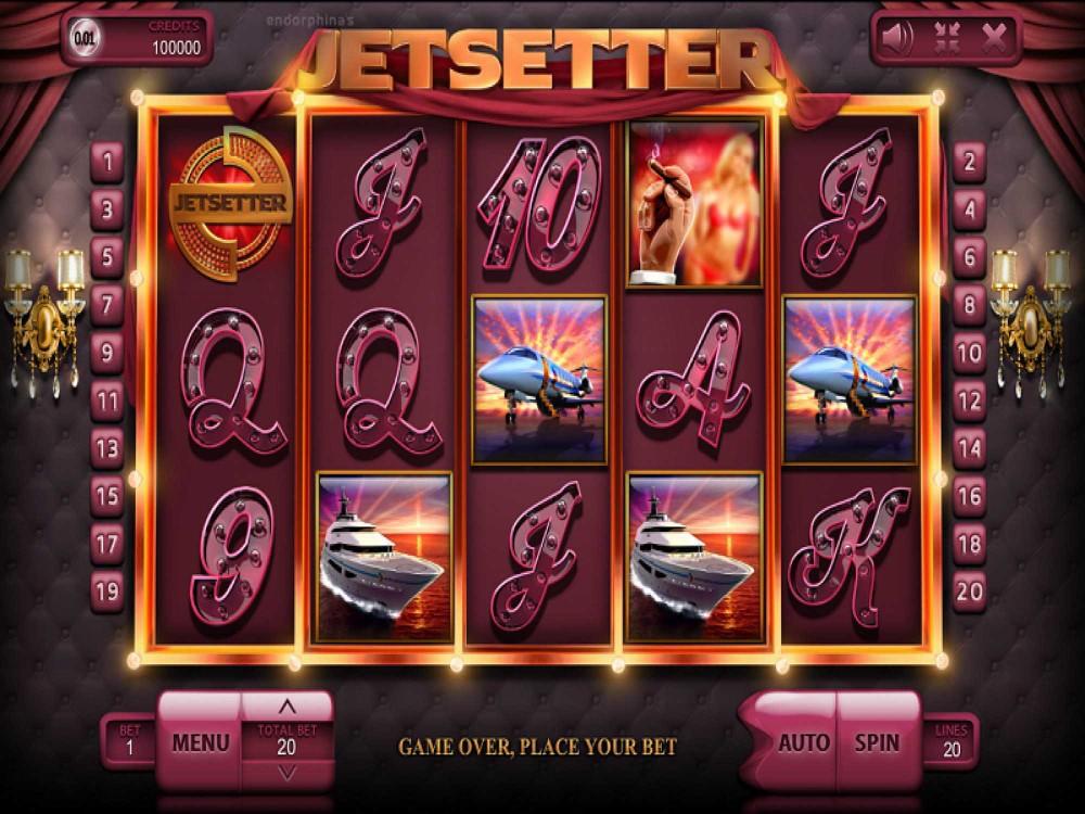 Jetsetter Slot screenshot