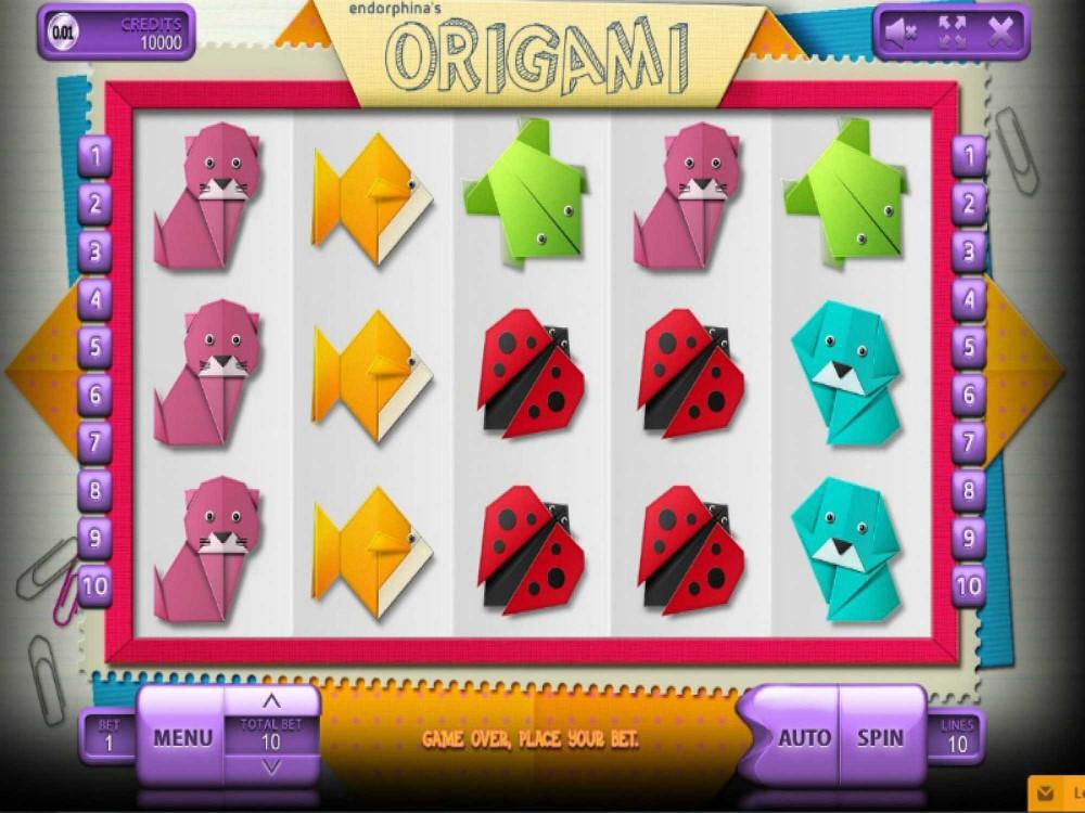 Origami Slot screenshot