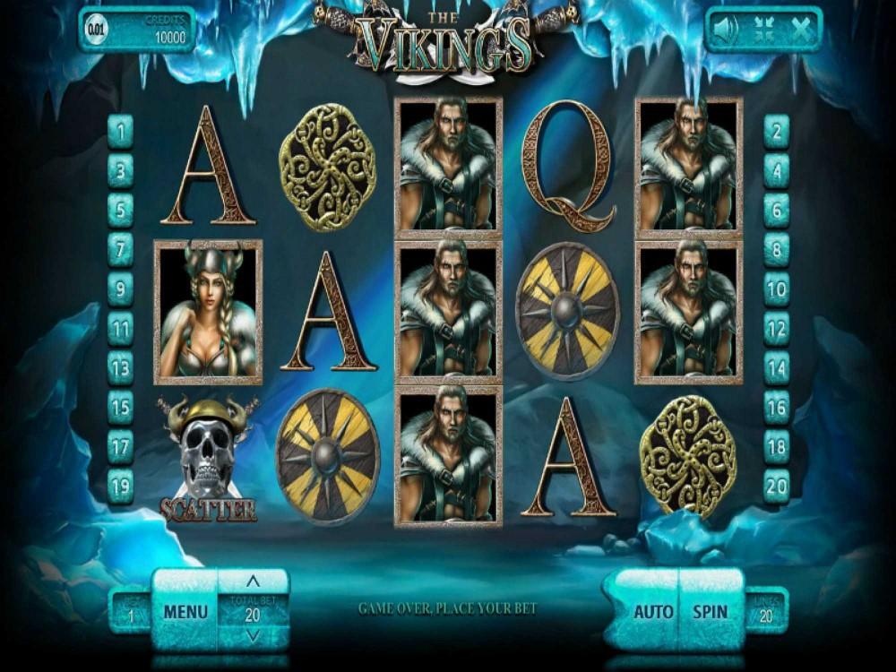 The Vikings Slot screenshot