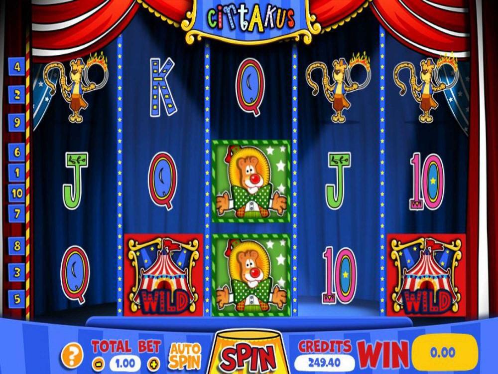 Cirtakus Slot screenshot