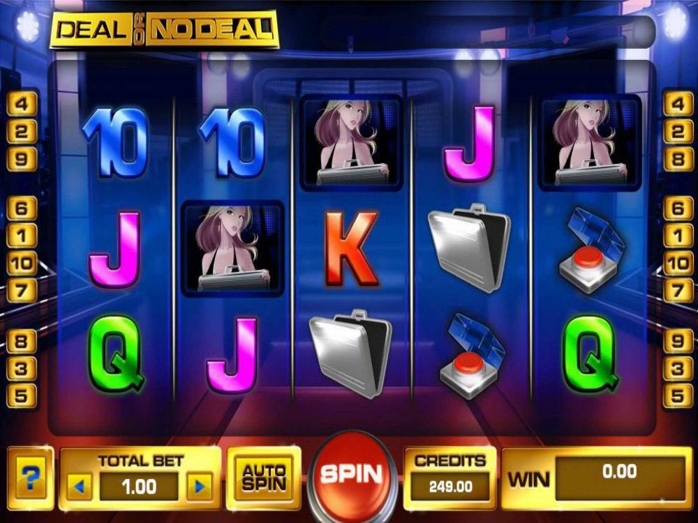 Deal or No Deal Slot by GAMING1 screenshot