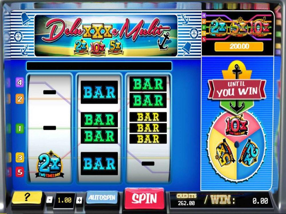 DeluXXXe Multi Slot screenshot