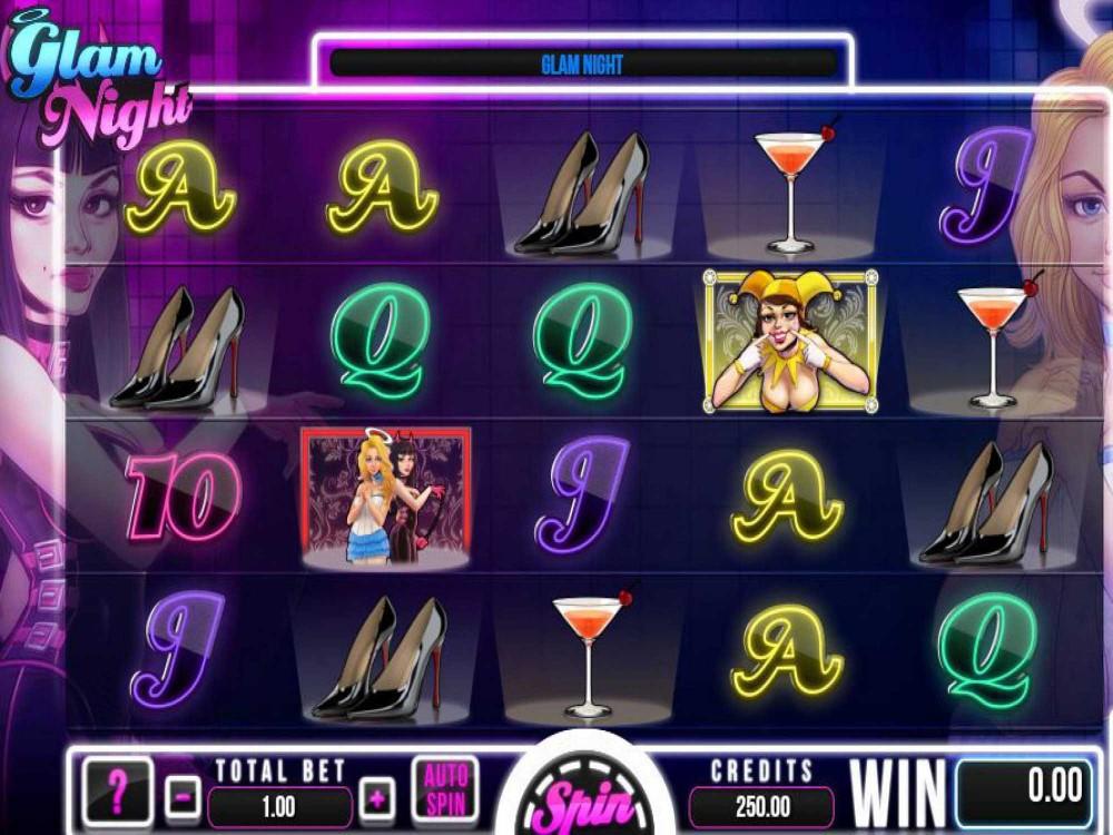 Glam Night Slot screenshot