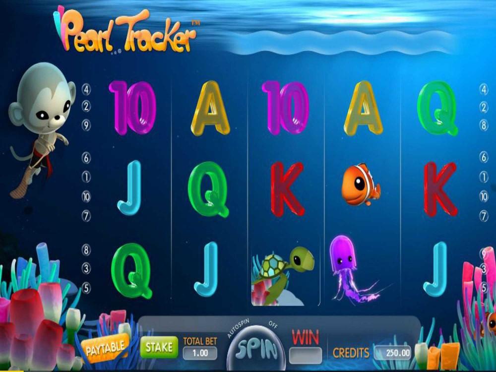 Pearl Tracker Slot screenshot
