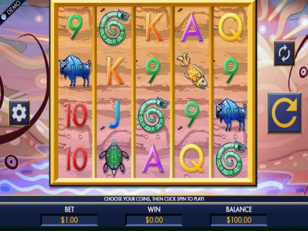 Spiele Thunderbird Spirit - Video Slots Online