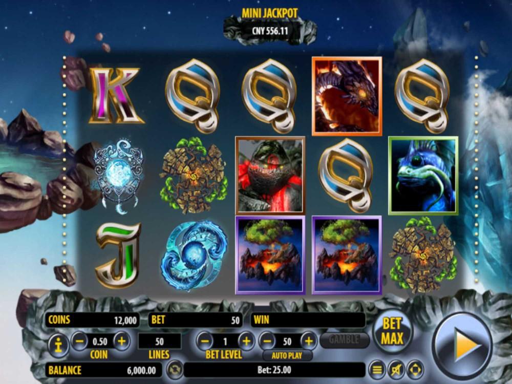 Arcane Elements Slot Game Review