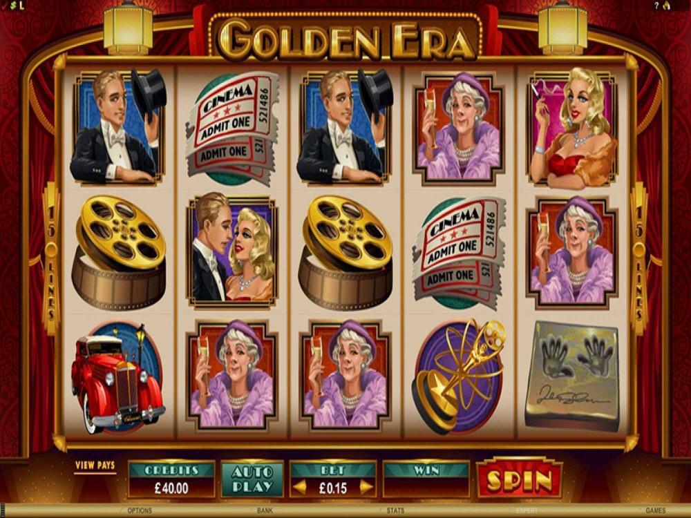Golden Era Slots