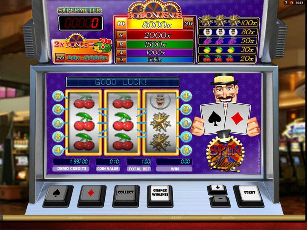 Magical Slots