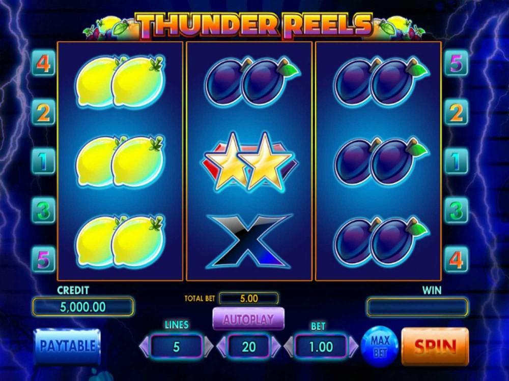 Thunderer Slots