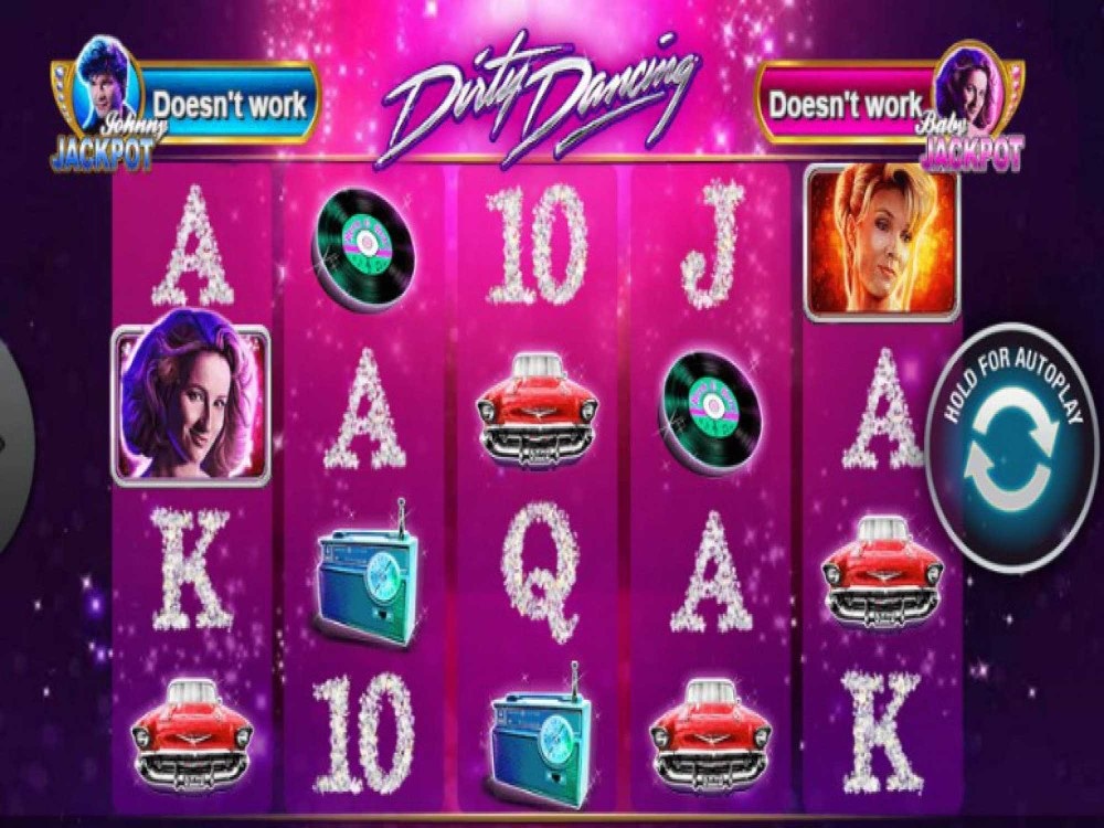 Dirty Dancing Slot screenshot