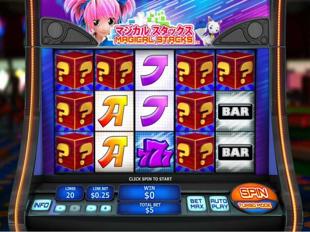 Spiele Magical Stacks - Video Slots Online