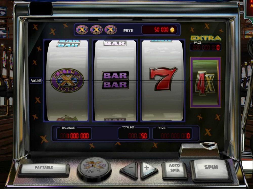 Extra 100x Slot screenshot