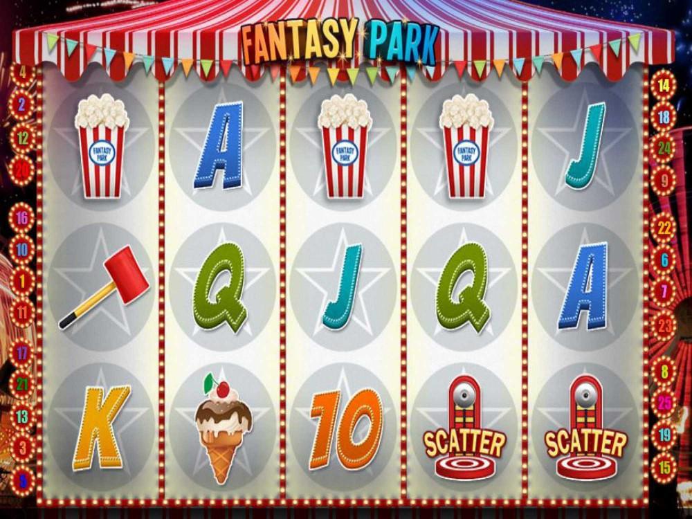 Fantasy Park Slot screenshot