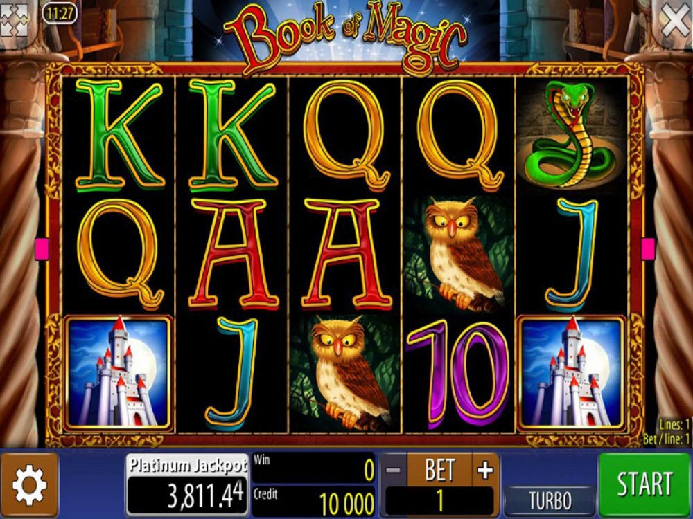 Slot Book Game