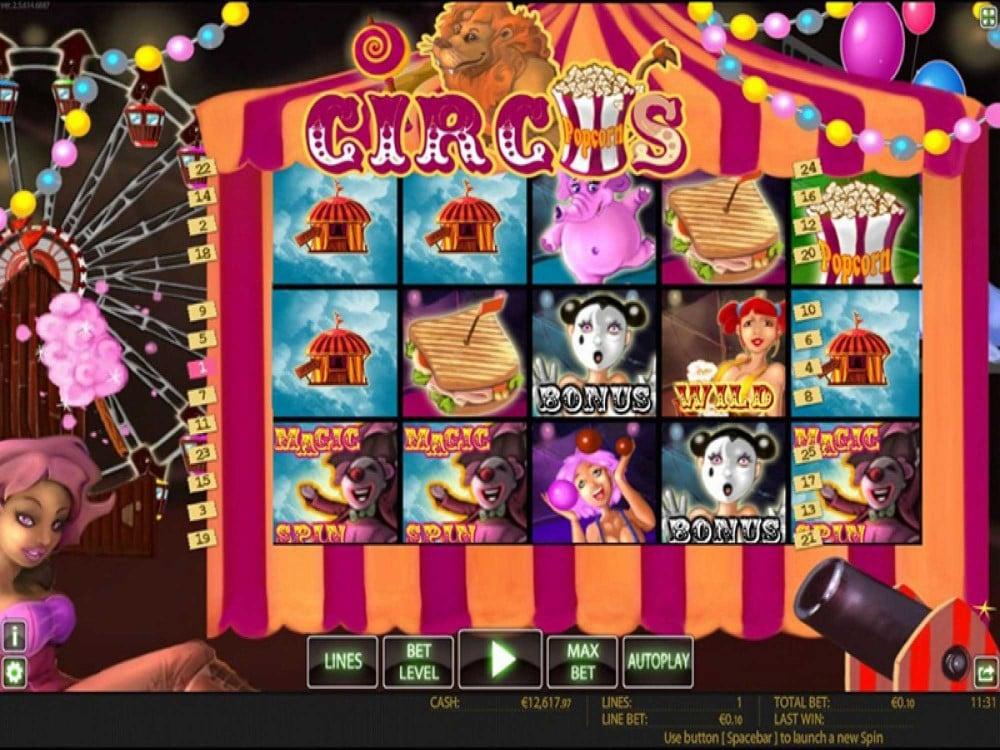 Circus Slots