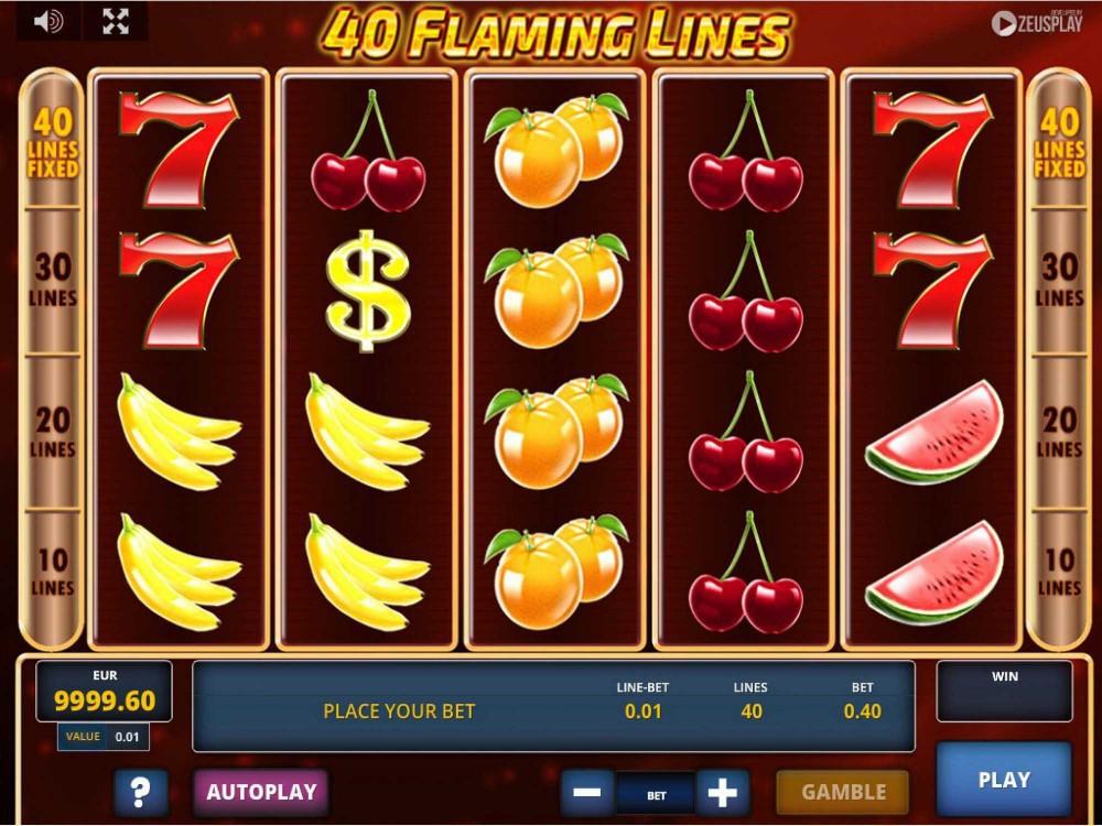 Spiele Flaming Reels - Video Slots Online