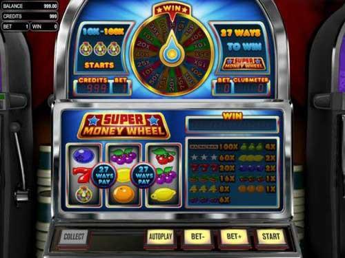 Super Money Wheel
