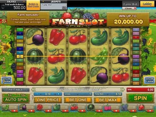 Farmslot