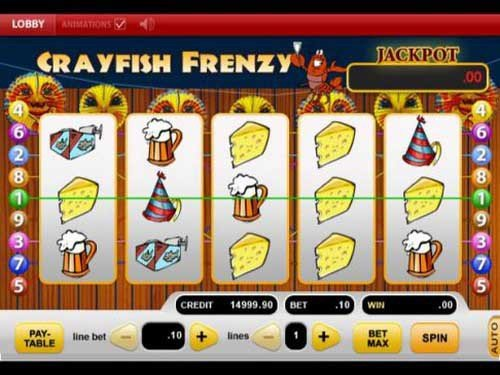Crayfish Frenzy