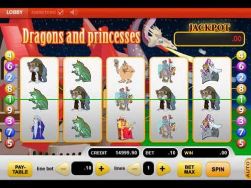 Dragons and Princesses