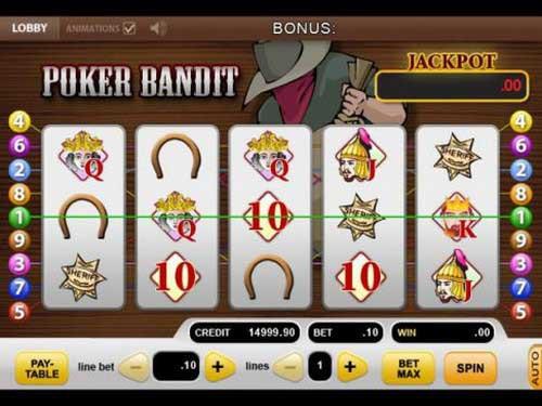 Poker Bandit