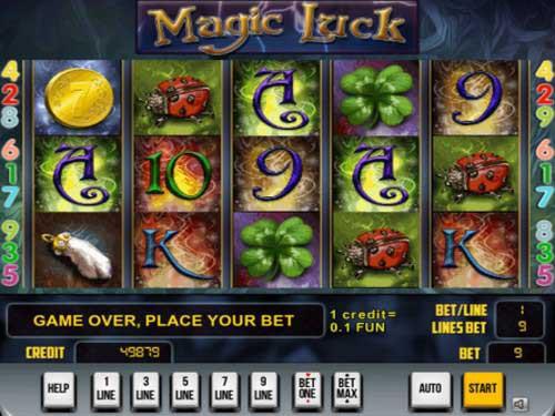Magic Luck