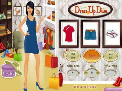 Dress Up Diva