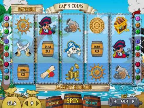 Cap'n Coins