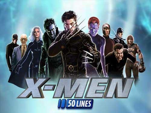 X-Men 50 Lines Slot