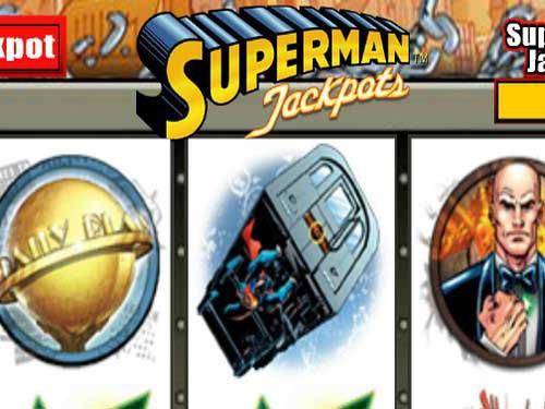 Superman Jackpots